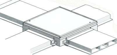 Britmac floor box lid